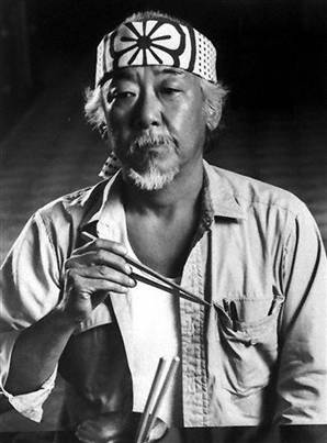The Karate Kid - Great Mr. Miyagi Quotes and Conversations