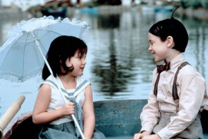 Darla and Alfalfa