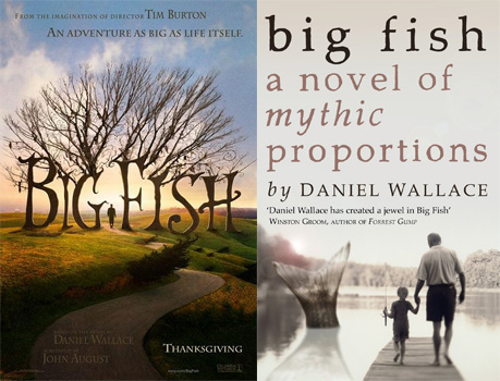 The Book Isn't Always Better - Part 1: Big Fish