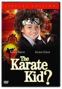 The Karate Kid Remake