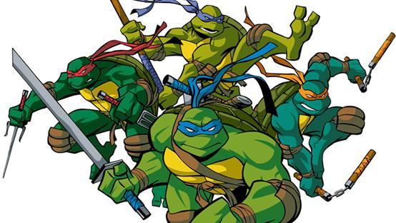 Teenage Mutant Ninja Turtles announced for Wii