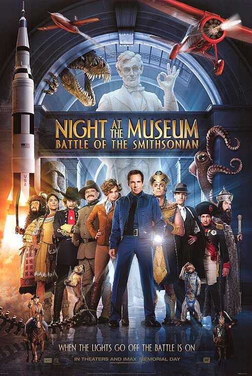 My Most Anticipated Movies of May 2009: X-Men Origins: Wolverine, Terminator Salvation, Night at the Museum 2, Up