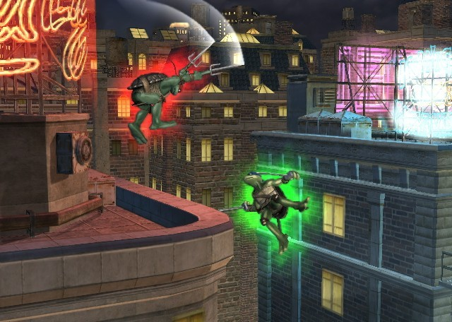 TMNT: Smash Up Trailer and Screenshots
