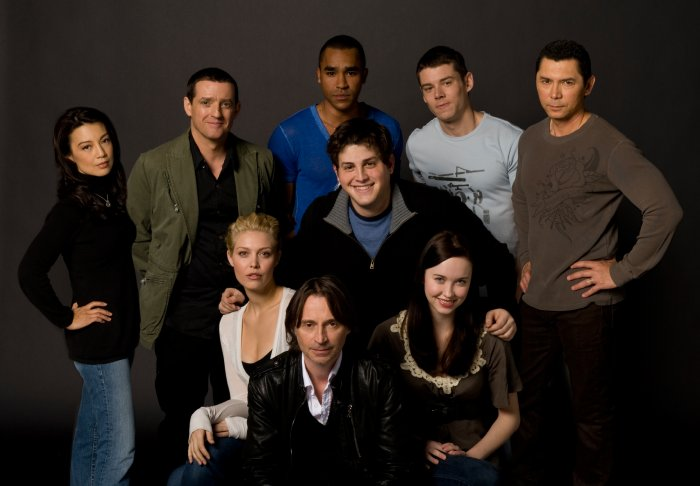 Stargate Universe Teaser and Cast Photo | SweetPaul Entertainment