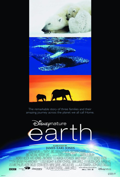 My Most Anticipated Movie of April 2009: Disneynature's Earth