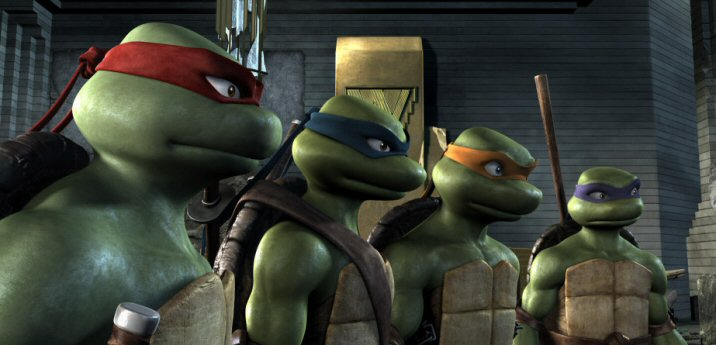 Teenage Mutant Ninja Turtles Back in Live Action Movie in 2011?