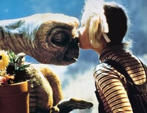 E.T. and Girtie
