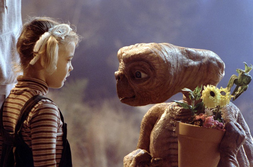 Gertie and E.T.