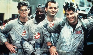 The Ghostbusters in 1984