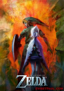 The Legend of Zelda Wii