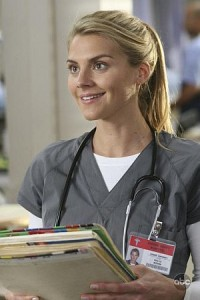 Scrubs - Denise played by Eliza Coupe