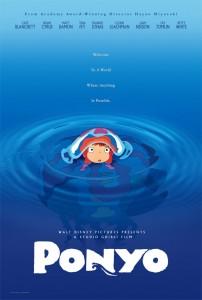 Ponyo US Poster