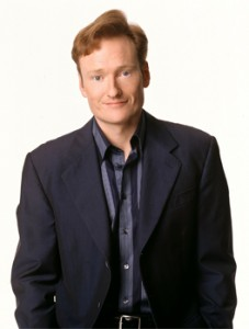 """Conan O'Brien: A Total Class Act - """"People of Earth"""""""