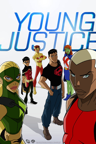 Young Justice: Animated Series on Cartoon Network - Fall 2010