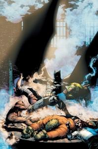 DC Comics 52 Title Reboot – Batman Titles