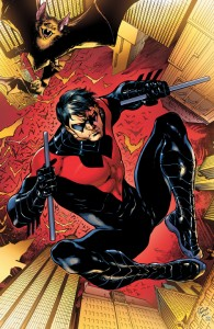 DC Comics 52 Title Reboot – Batman Family Titles