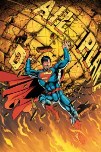 DC Comics 52 Title Reboot - Superman Titles