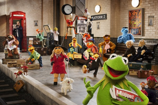 'The Muppets...Again!' begins production