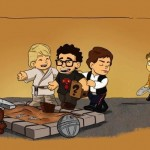 J.J. Abrams Star Wars Sandbox