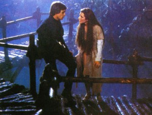 Luke and Leia - Return of the Jedi