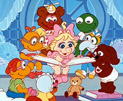 Disney's Ultimate Plan: The road to Muppet Babies on DVD and Blu-ray