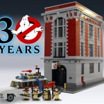 Lego Ghostbusters is Real