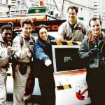 Dan Aykroyd, Bill Murray, Ernie Hudson and Ivan Reitman pay respects to Harold Ramis