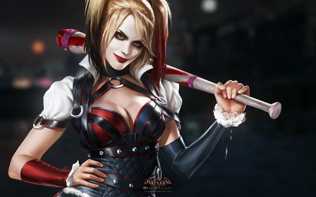Harley Quinn in Batman: Arkham Knight