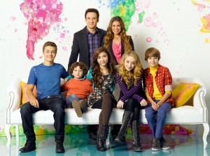 Girl Meets World cast photo