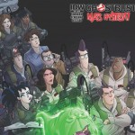 IDW's Ghostbusters On-going Comic Book Cancelled… sigh