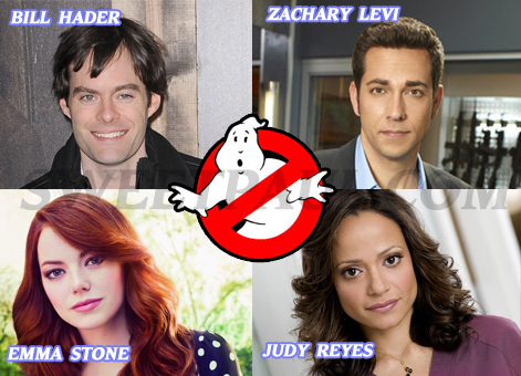 Ghostbusters 3 dream cast
