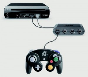 Nintendo GameCube Controller Adapter for Wii U
