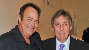Dan Aykroyd and Ivan Reitman