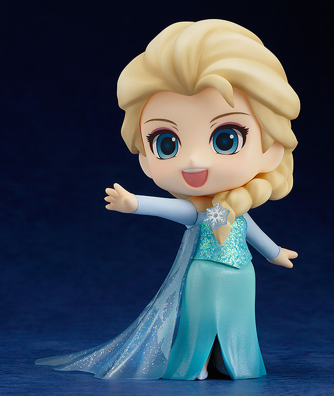 Frozen 2 Announced, Elsa Nendoroid is Adorable