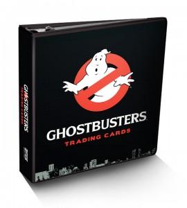 Ghostbusters Binder