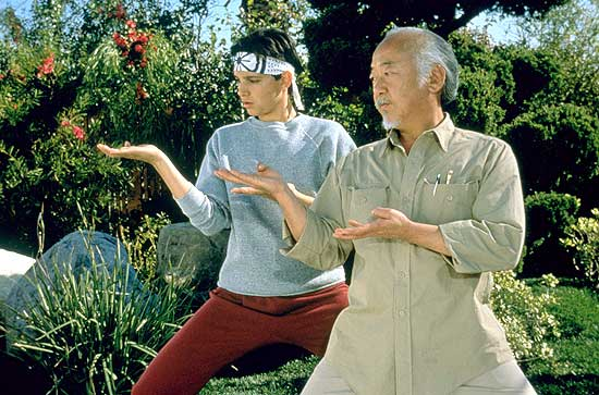 How to make a true Karate Kid sequel