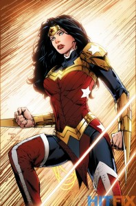 New Wonder Woman Costume 2015