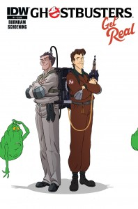 Ghostbusters Get Real