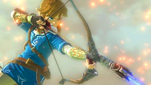 Link in Zelda for Wii U